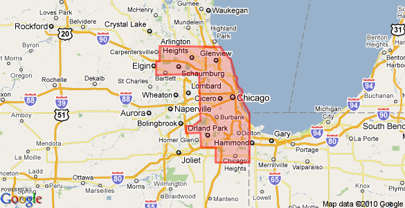 Dupage County Borders Submited Images